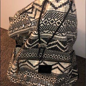 VS Pink sequins backpack